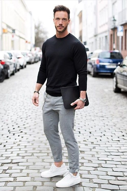 Casual Lifestyle Casual Man Style Fashion Mens Fashion