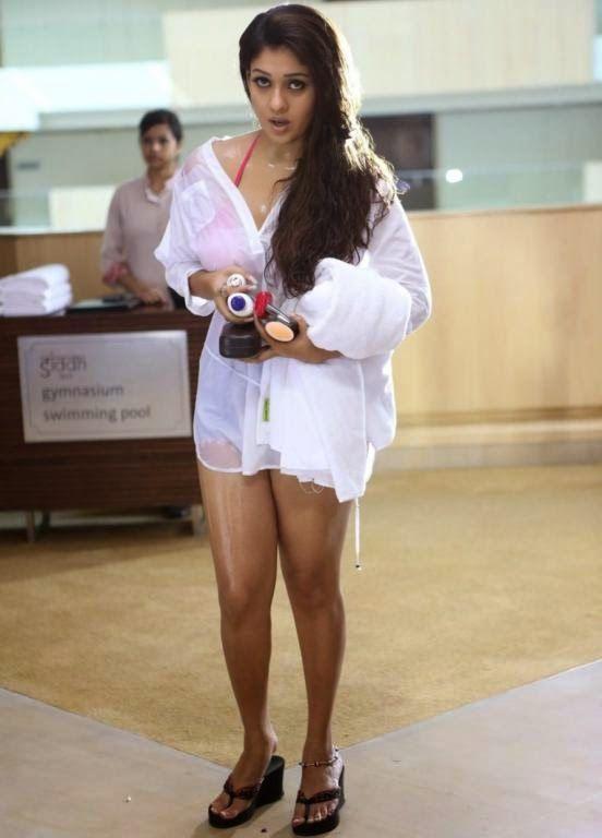 Nayanthara sexy Bilder
