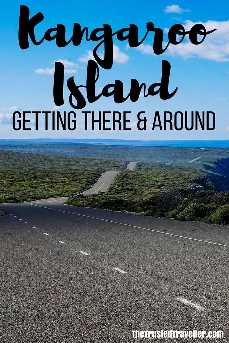 How to get to kangaroo island plus the best ways to get