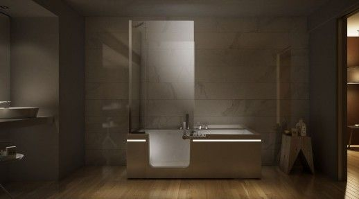 Unique and high quality bath tubs, freestanding baths, corner ...
