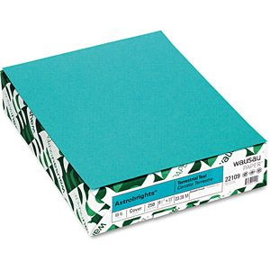 Office Supplies Neenah Paper Color Card Card Stock