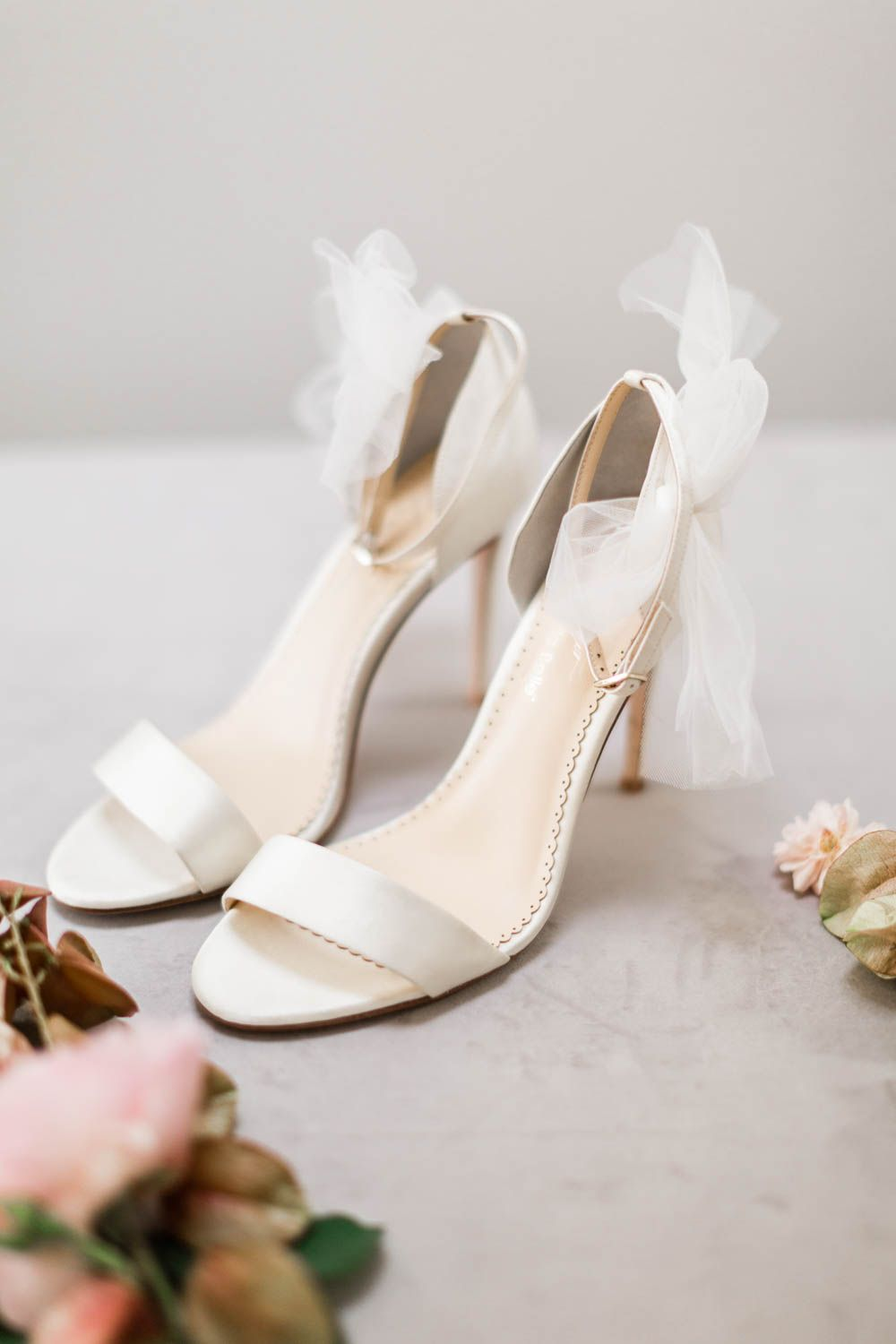 ea9228767cc9 Bella Belle Elise shoes with white tulle