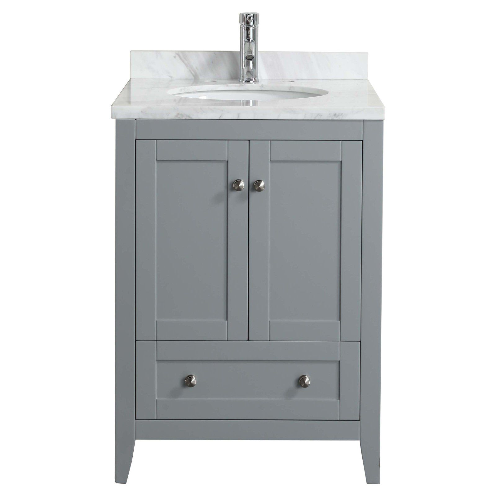 Eviva Lime 24 In Single Sink Bathroom Vanity Bathroom Sink Vanity Single Sink Bathroom Vanity Vanity