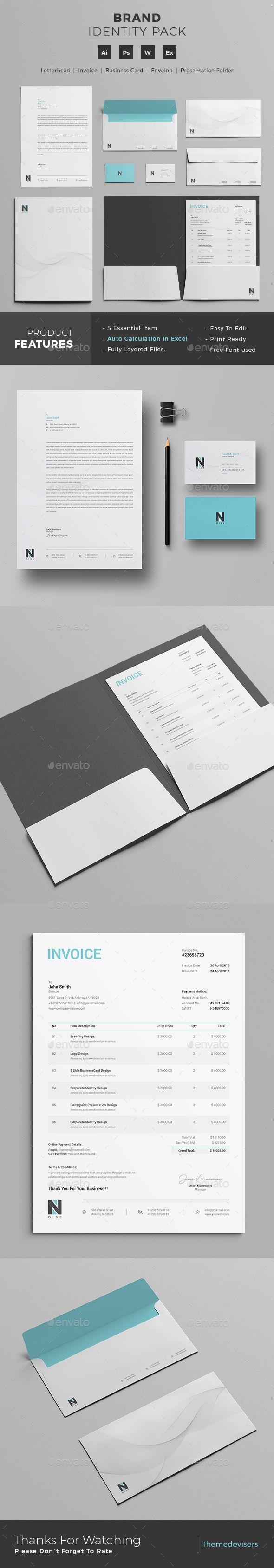 Corporate Identity | Pinterest | Carpeta