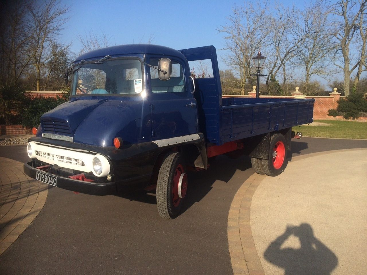 1955 ford f100 trucks for sale used cars on oodle autos post - 1965 C Reg Ford Thames Trader 4cylinder Diesel Engine Blue Black Classic Truck
