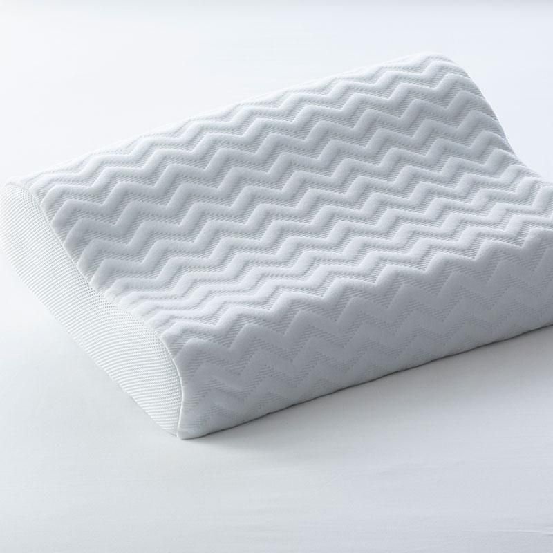 Serene Foam Pillows Contour The Company Store With Images Outdoor Cushions And Pillows Foam Pillows Memory Foam Pillows