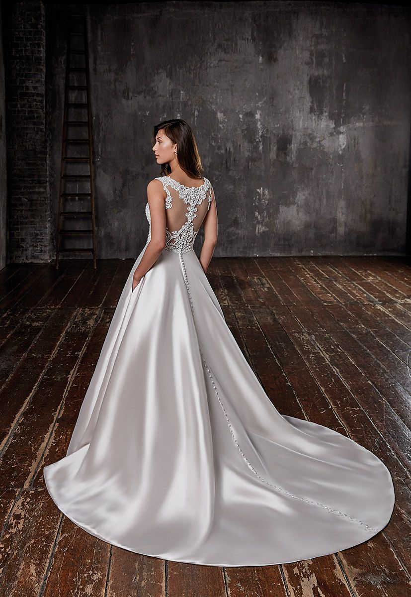 Style 257 Bridal Gowns Wedding Dresses Bride
