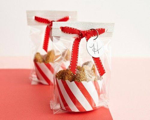Baking Cup Cookie Bag