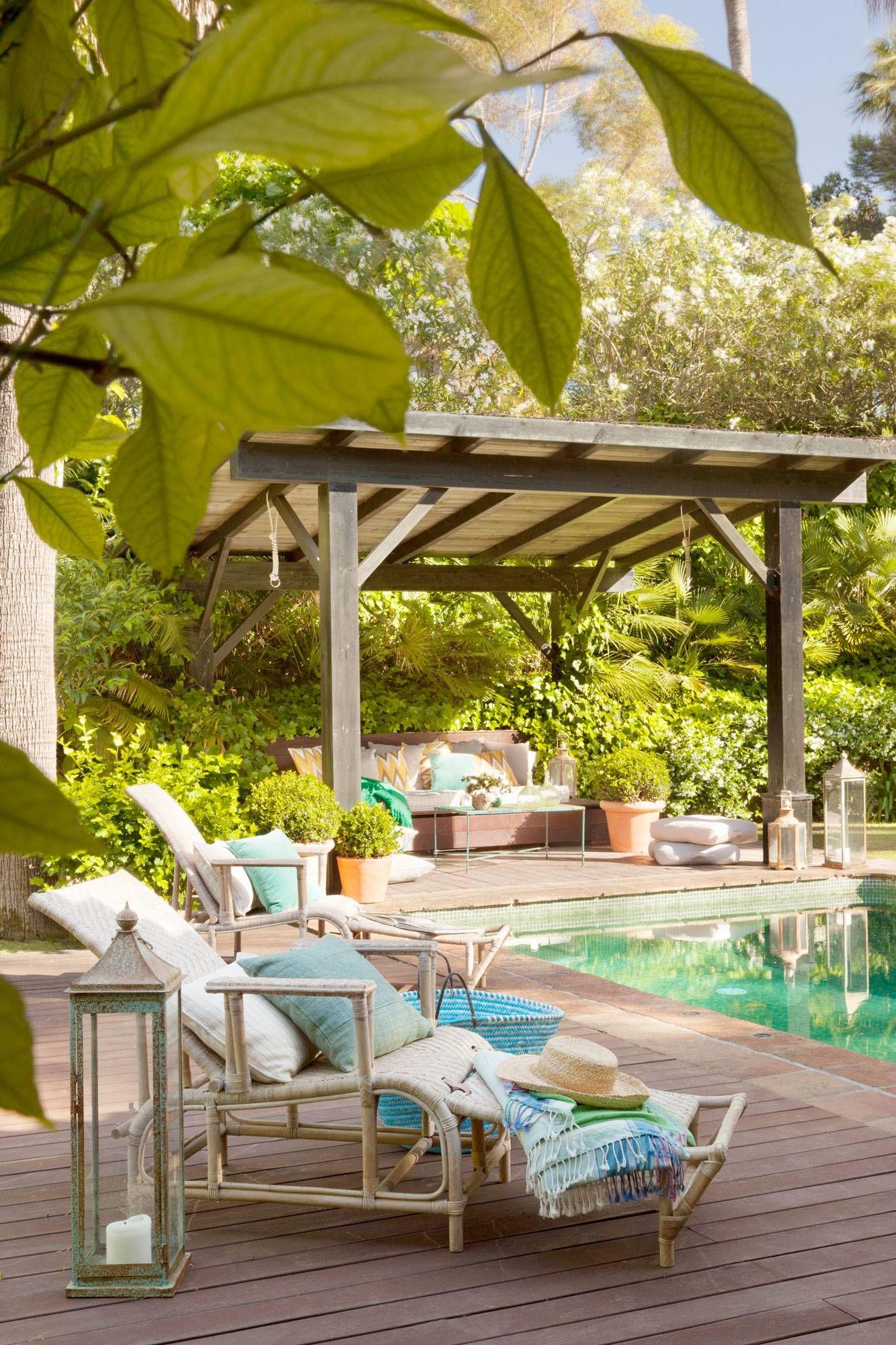 ¿Sabías que un buen jardín aumenta el valor de tu casa?