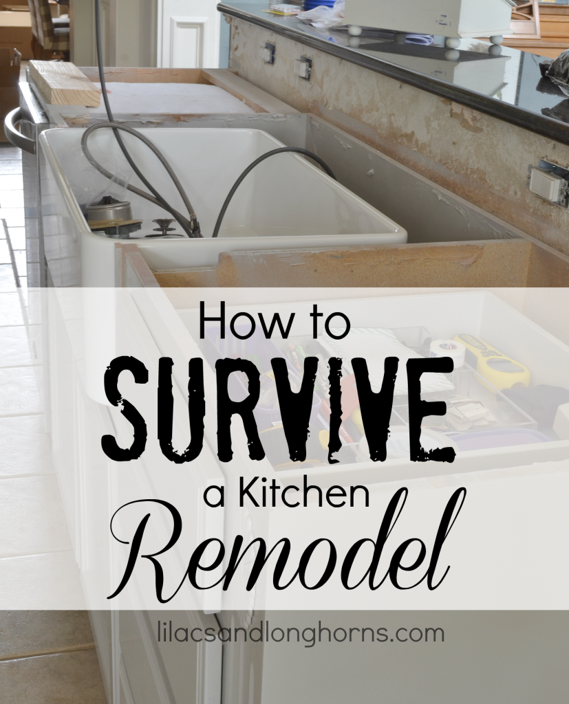 Remodels Are Stressful Find Out How To Survive A Kitchen