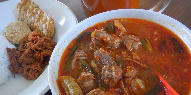 Jangan Kesrut Banyuwangi Kuliner Yang Mulai Langka Kuliner Banyuwangi Makanan Ikan Bakar