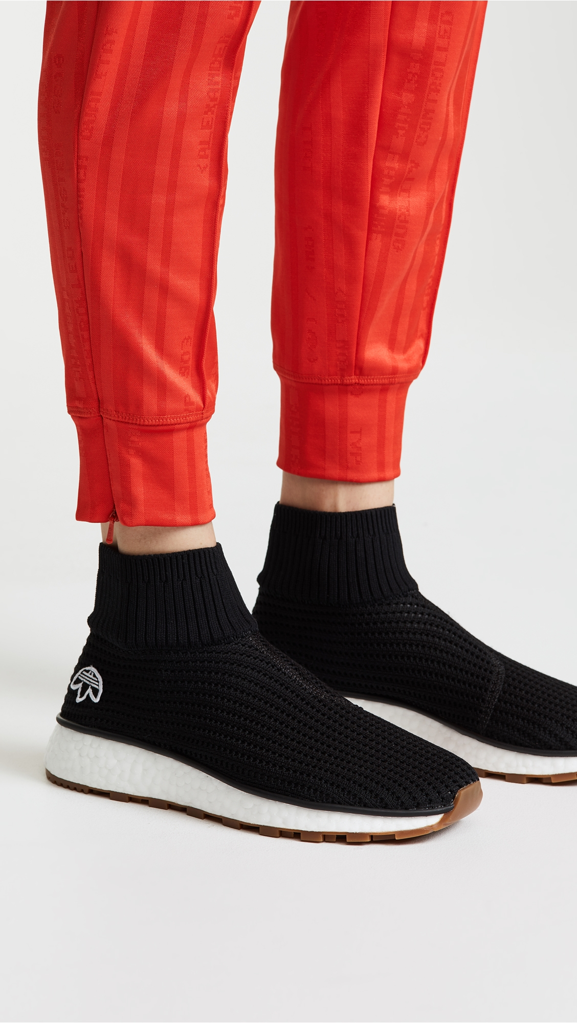 sports shoes 411cd 92ce8 adidas Originals by Alexander Wang AW Run Clean Joggers Joggers Shoes, Adidas  Shoes, On