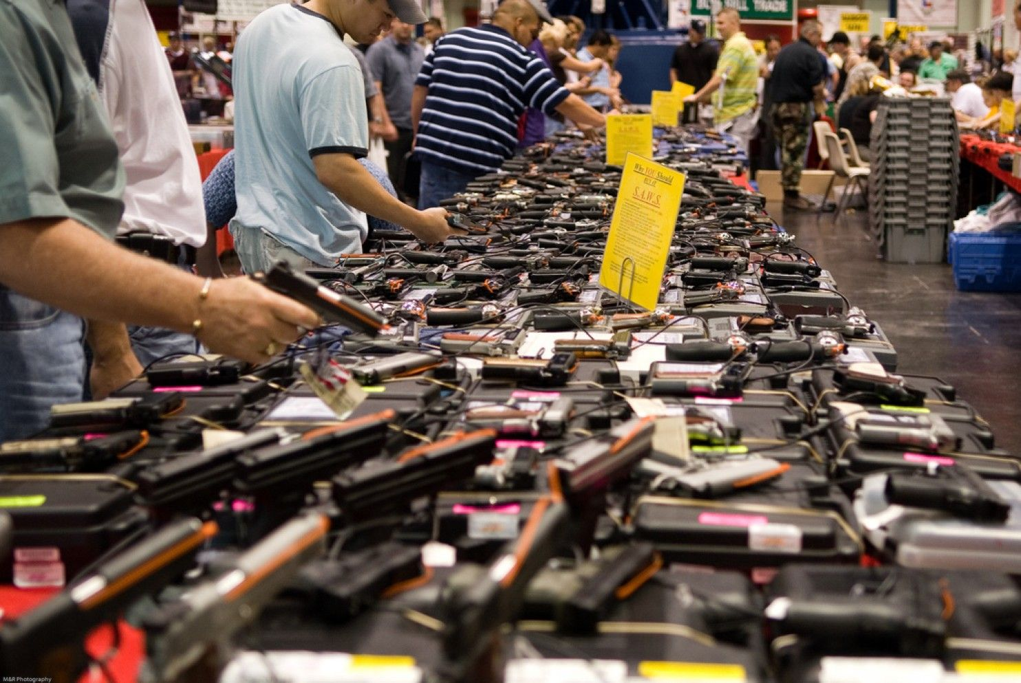 There are now more guns than people in the United States - The Washington Post