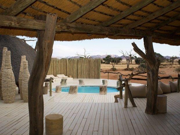 Little Kulala, droomlocatie in de Namibische savanne | GRANDE