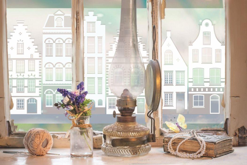 Folie für Glas und Fenster 📌Mit Haus Design! Sichtschutzfolie