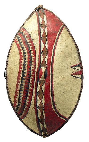 Maasai Shield 101,Kenya - Photo: Tim Hamill | International