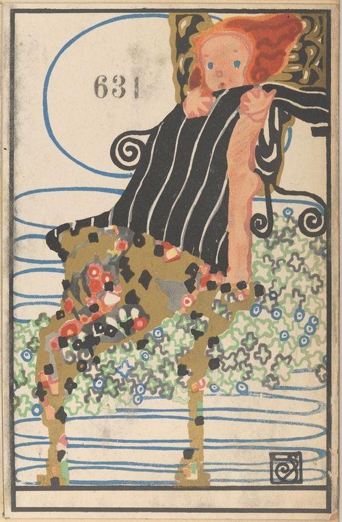 Susi Singer: Child (1907)