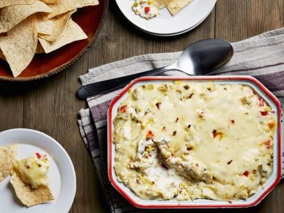 Hot Corn Chile Dip #charlestoncheesedips