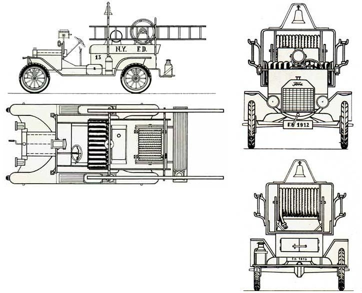Ford model t nyfd smcars car blueprints forum net car blueprints forum malvernweather Choice Image