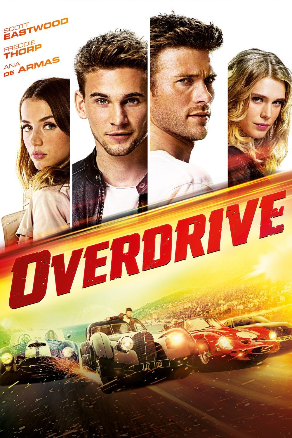 Overdrive Streaming Film E Serie Tv In Altadefinizione Hd Film Scott Eastwood Fast And Furious