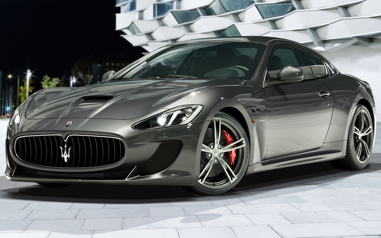 Four Seat Maserati Granturismo Mc Stradale Debuting In Geneva Wot On Motor Trend