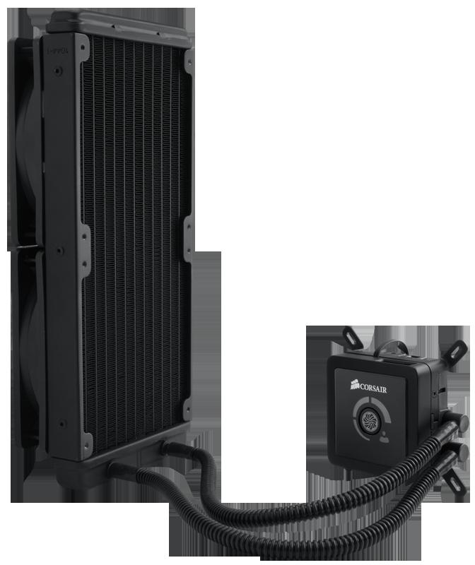 Hydro Series™ H100 Extreme Performance Liquid