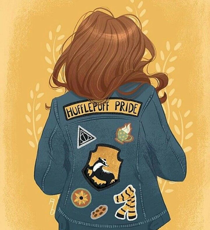 Ashleigh Beevers Art - Hufflepuff