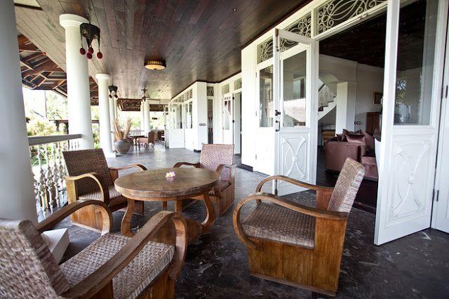 Dutch Villa in Bali with Oceanview   Interior Design Files