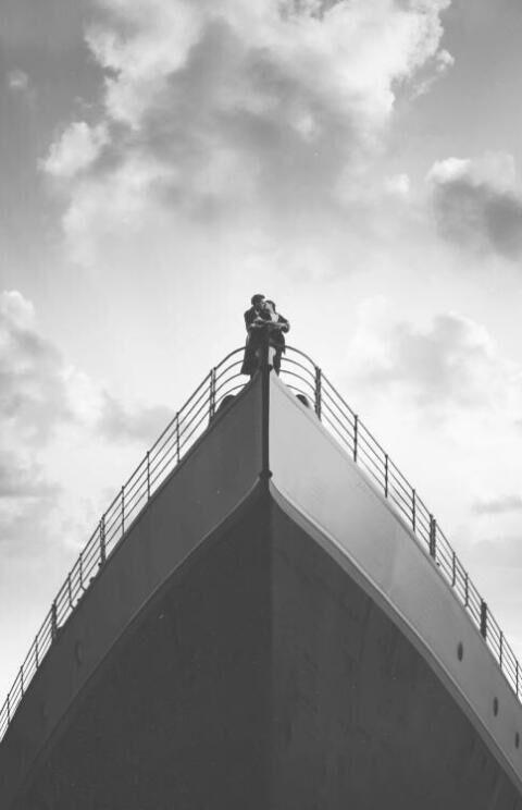 titanic タイタニック ディカプリオ 写真