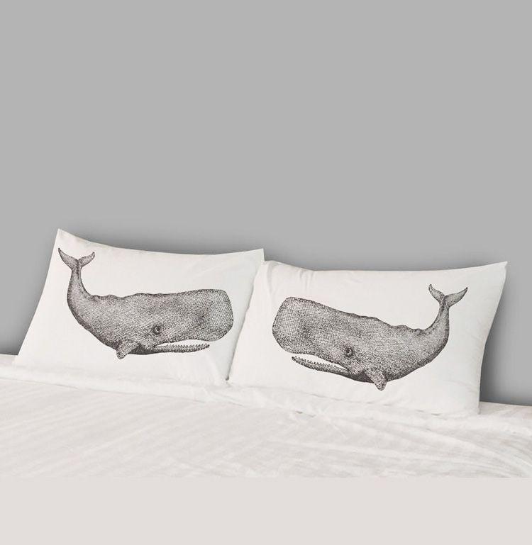 Whale Pillow, Home Und