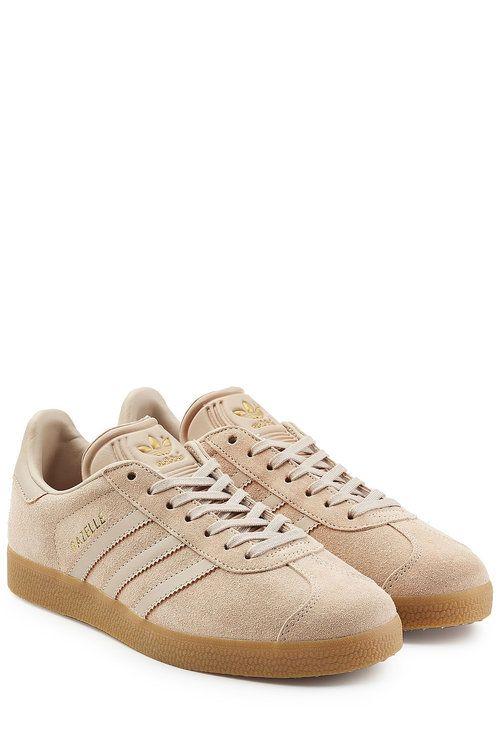 gazzella scamosciato sneakers, brown pinterest adidas, originali e