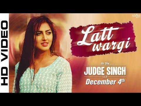 Download free Latest Punjabi Videos Latt Wargi Ravinder Grewal Video Song.Music  Composed By DJ Flow. Lyrics From Harf Cheema's Book.