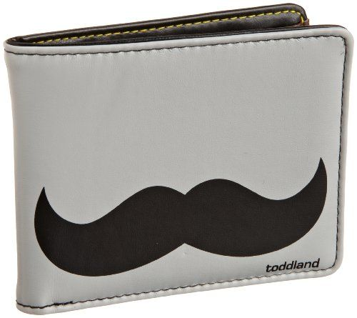 I mustache you to buy me this toddland wallet  $24.00