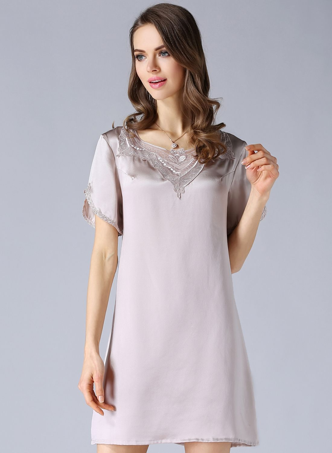 Pin by Alice Harger on Silk Nightgowns for Women  a4858a701