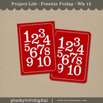 project life freebies