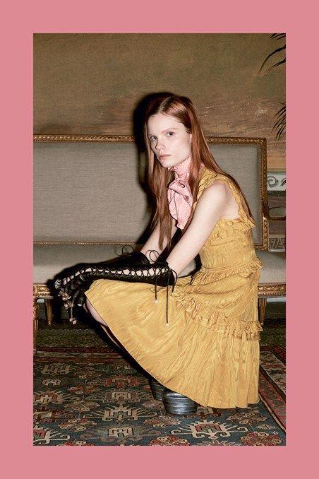 Gucci - Pre Autumn/Winter 2016-17 Ready-To-Wear New York Fashion Week