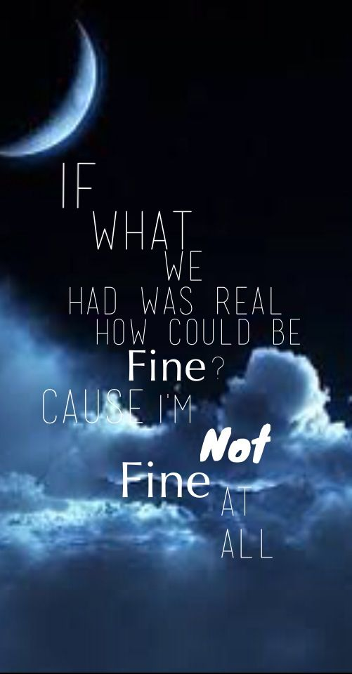 Over You With Lyrics With Images 5 Seconds Of Summer Lyrics