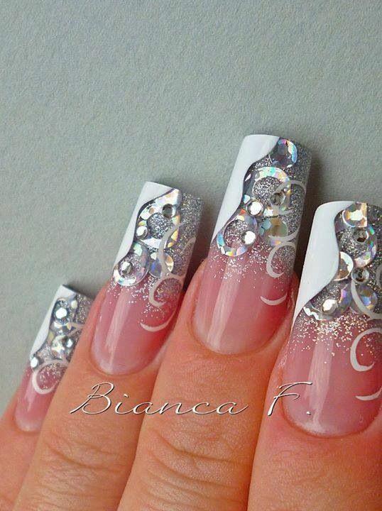 Encapsulado | Uña | Pinterest | Uñas encapsuladas, Diseños de uñas y ...