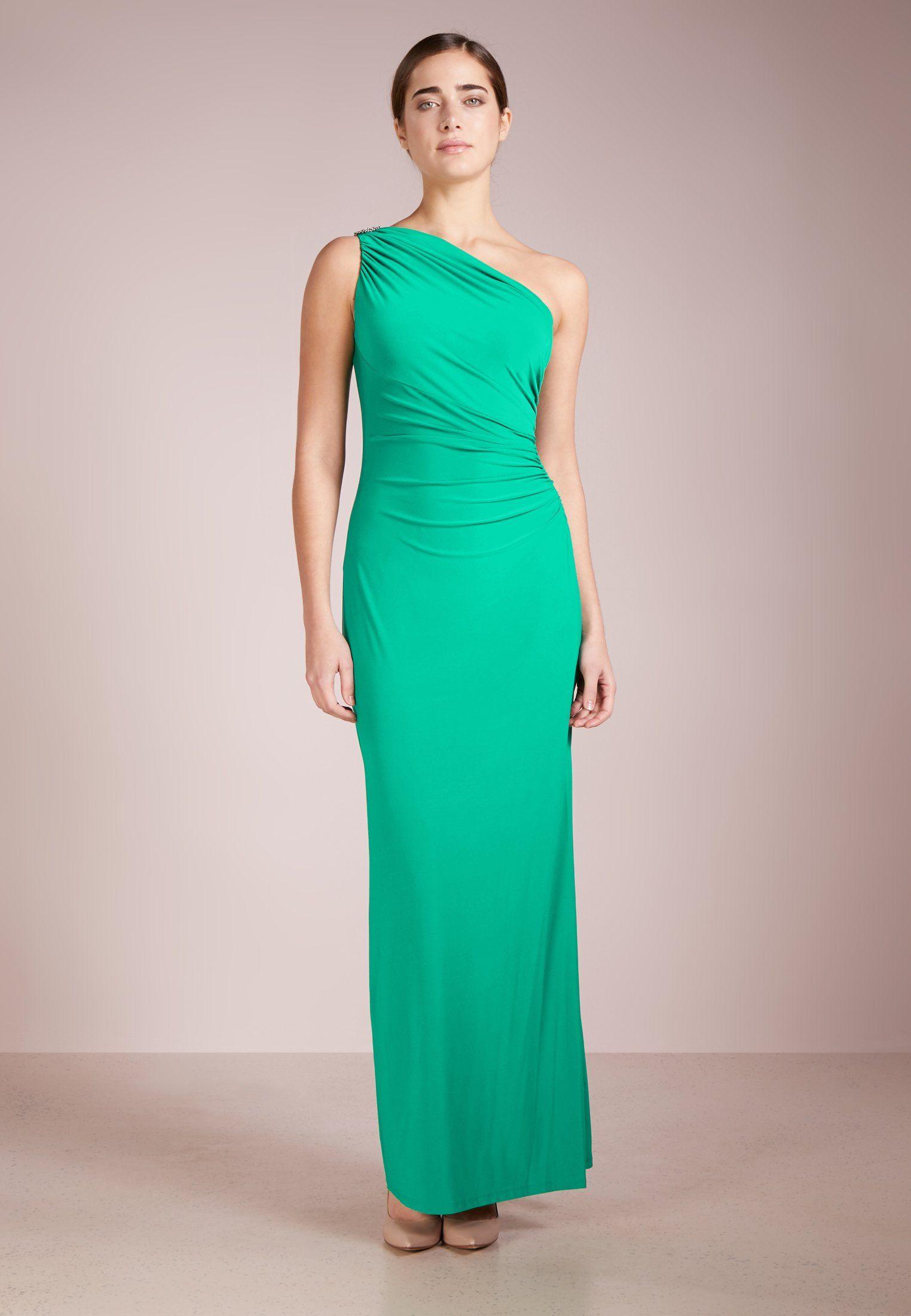 1b0ef5de4b31 Vestito lungo - femme green @ Zalando.it 🛒 | modella b | Vestiti e ...