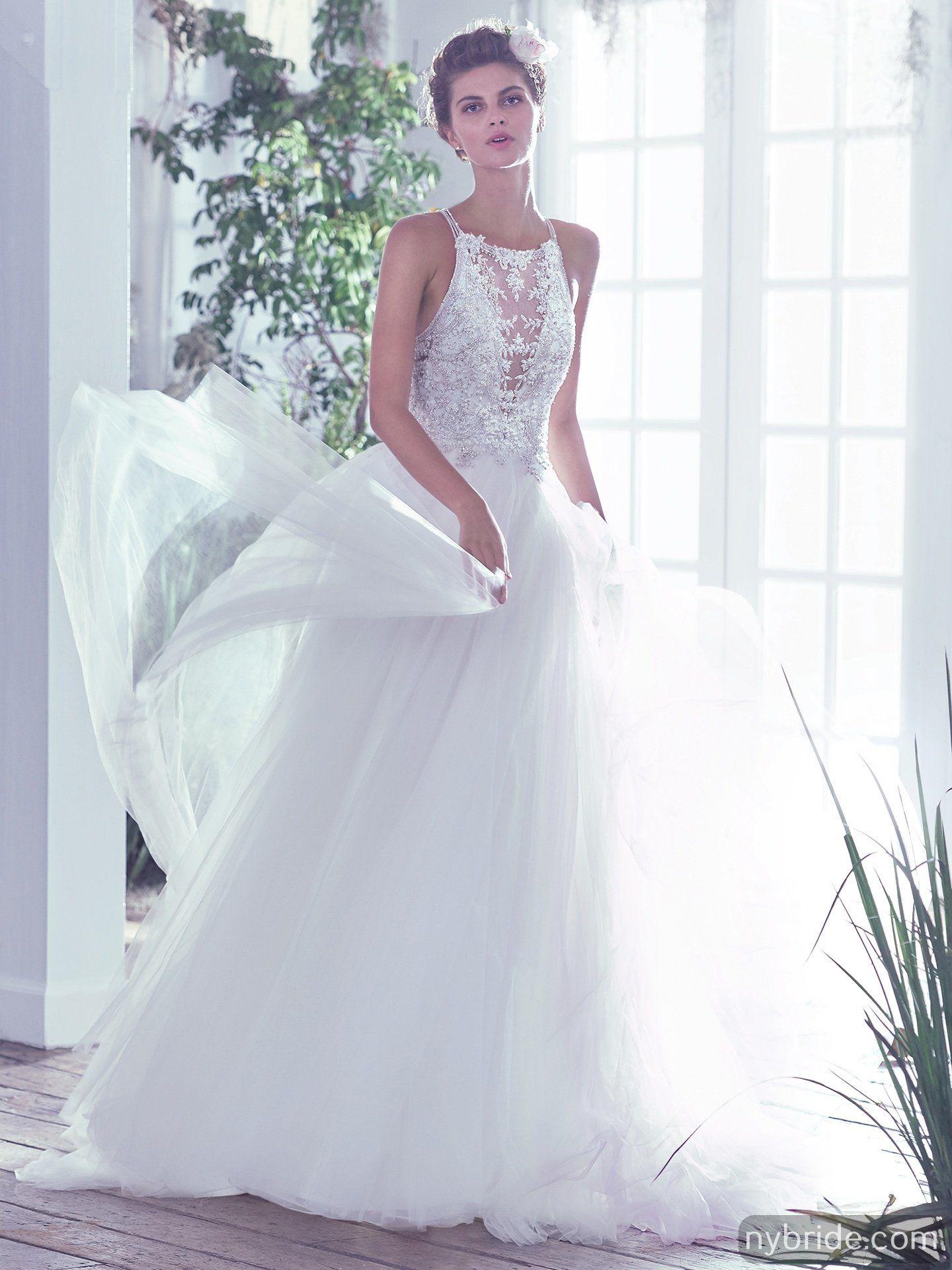 Maggie Sottero Lisette New York Bride Groom Charlotte Nc