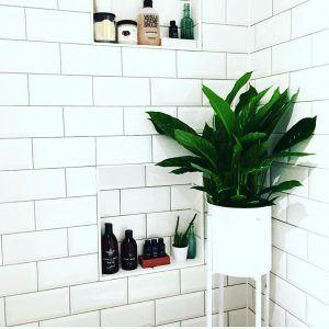 31 dekorasi kamar mandi minimalis makin unik cantik 2019