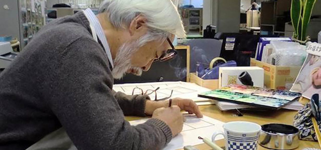 Learn A Valuable Lesson About Storytelling From Hayao Miyazaki