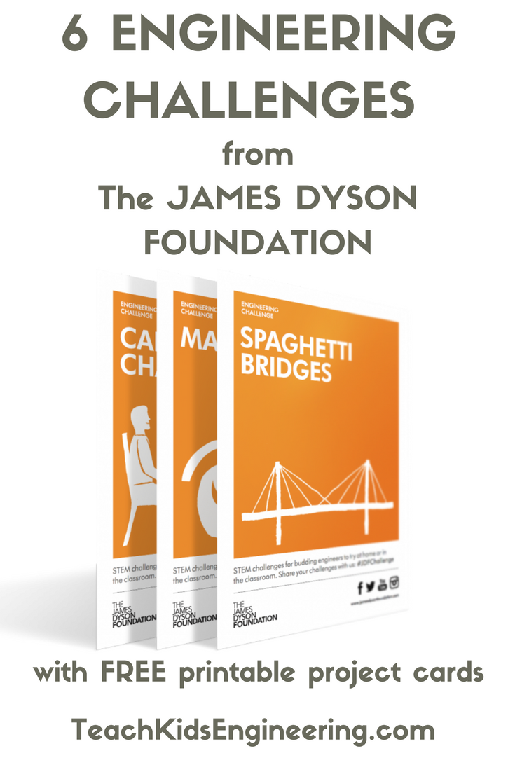 James Dyson Foundation Stem Challenges Projects Montessori Simple Electronic Circuit For Kids Engineering Projectsstem Projectselectric