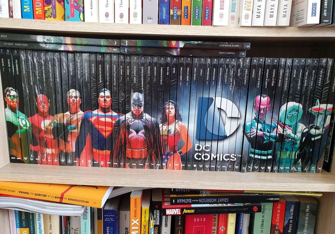 Collection Dc Comics Eaglemoss Dc Comics