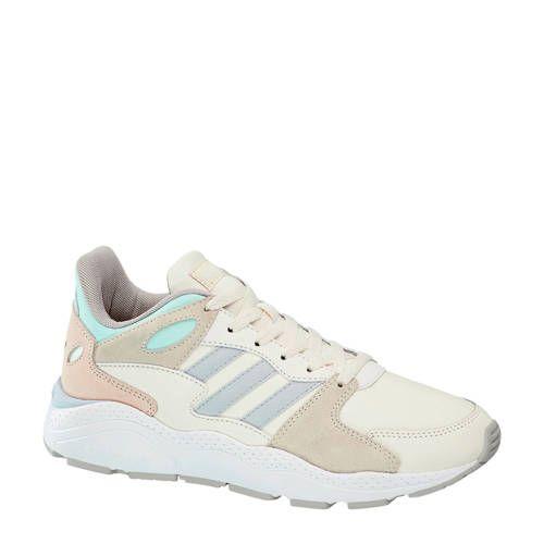 Chaos sneakers offwhite/roze - Schoenen, Damesmode en Adidas