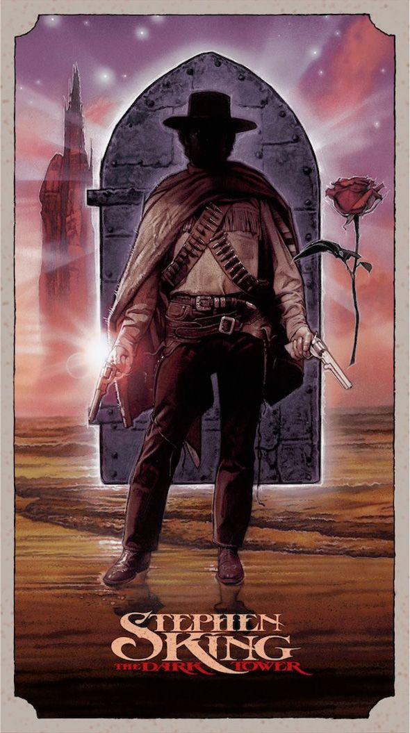 Mondo: 'Dark Tower,' 'Pacific Rim' & 'Spirited Away' Comic-Con Prints