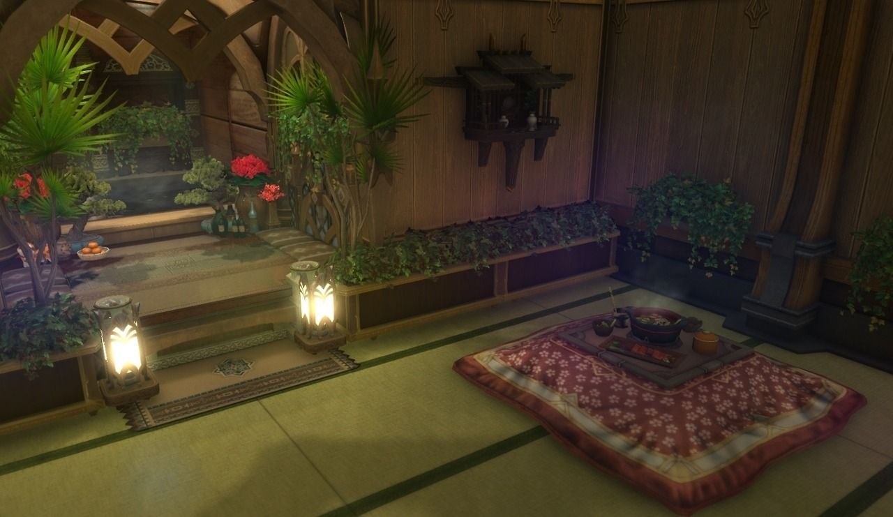 Blog of XIV housing interior and exterior designs by Nhymeri