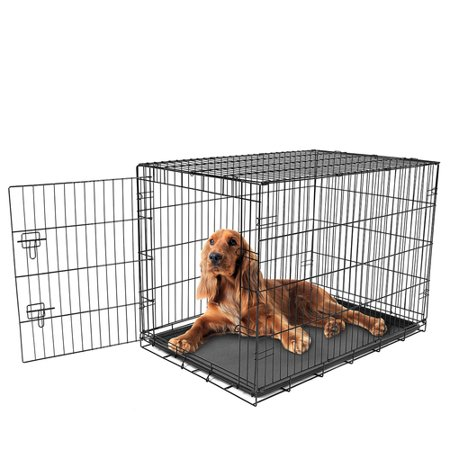 Pets Dog Crate Dog Travel Cage Wire Dog Crates