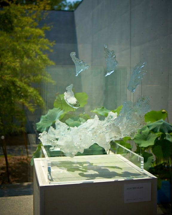 Gallery | PLAY THE GLASS 増田洋美 MASUDA HIROMI