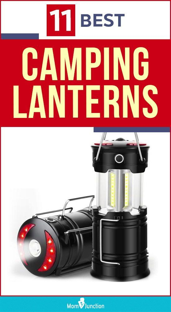 Camping can be a fun adventure but it is certainly not easy if you don't have the right equipment by your side. Among all the things that you would carry, a camping lantern is a must to enjoy your camping trip without fear or worry.
